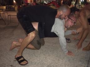 Errrrrrrrr.........wrestling?