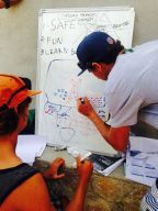 ISA surf instructor course Mexico 2015