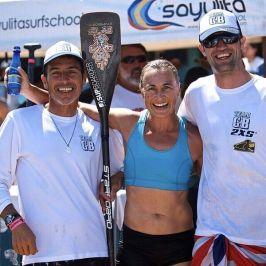 Me and Glynn celebrating Marie's 10th in the Technical ISA worlds Mexico 2015