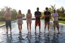 Team GB walking on water!