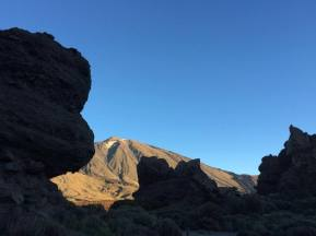 Mt. Teide 3.7km high