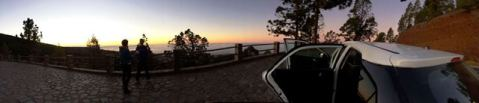 Dawn patrol Up into the Mountains