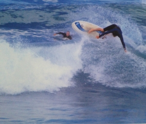 aj surfing