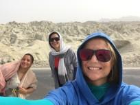 Naz, Rana and Caro Mountains of Mars